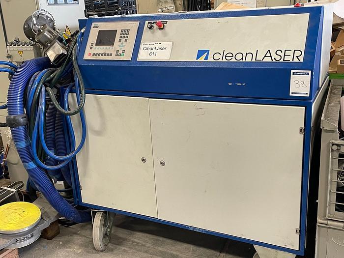 Gebraucht Reinigungslaser cleanLASER CL 500 Q