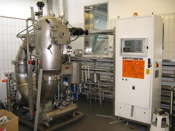 THEN Jet dyeing machine