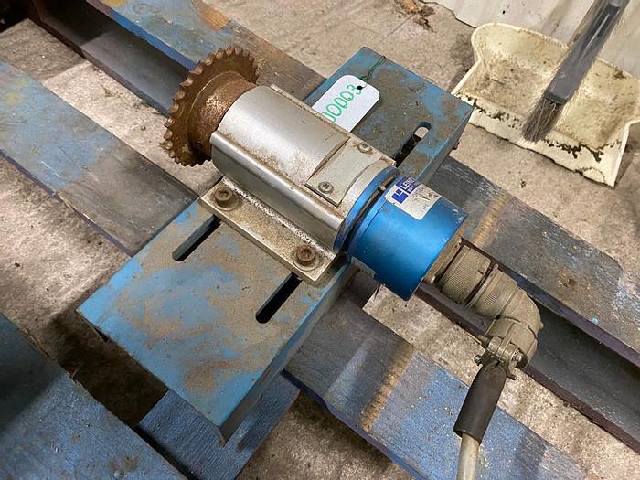 Used Leine Linde AB, Electric motor