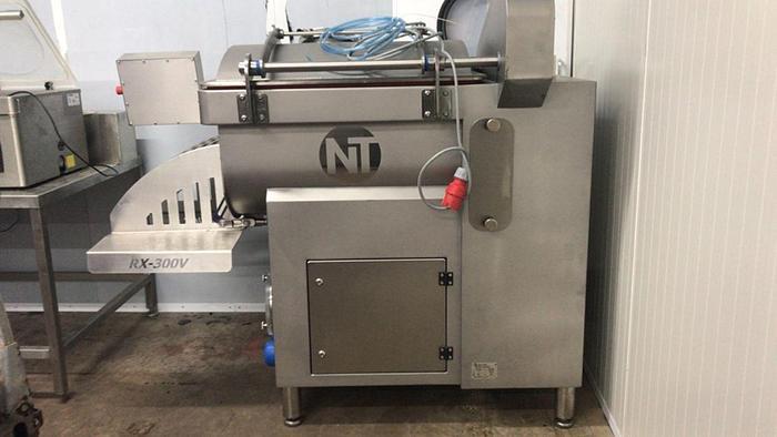 Used 2020 Niro-Tech RX-300 V vacuum twin-shaft paddle mixer.