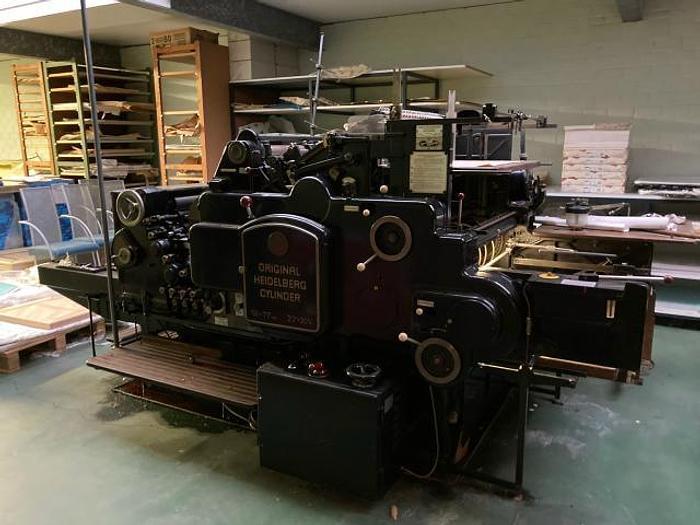 Utilisé 1963 HEIDELBERG SBG ty200-60451
