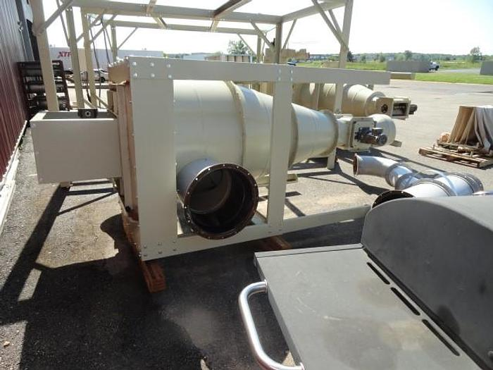 Used Extrema DCY-1220L3 20HP Cyclone Dust Collector