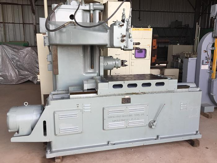 "Used 36"" Rockford Hydraulic Shaper / Planer"