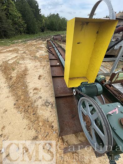 Used Patz Barn Sweep Conveyor