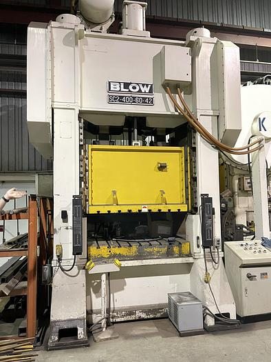 Used BLOW 400 TON -1999