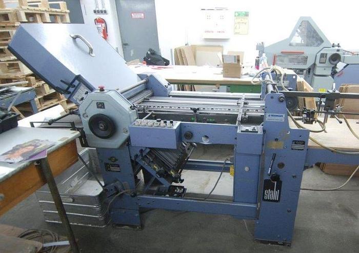 Gebraucht Stahl Falzmaschine K49/4KA + T47/44FA, 1985, # 1265835