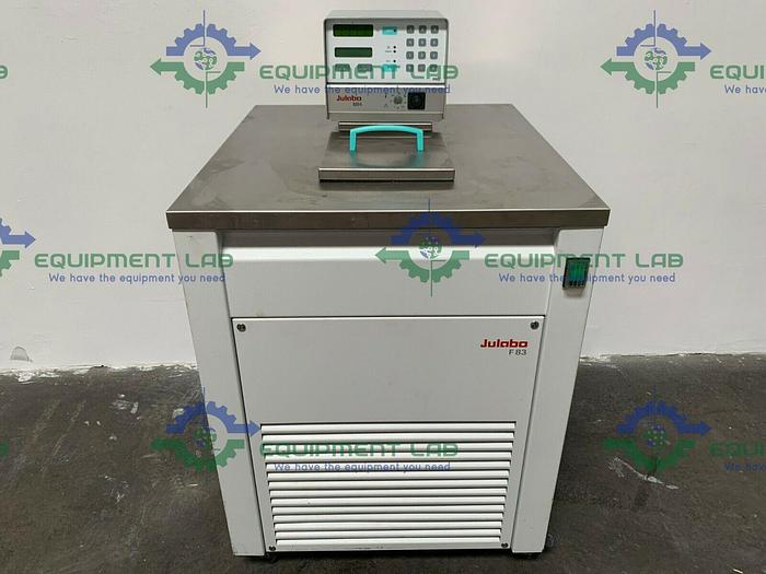 Used Julabo F83-MH/K-S Digital Lab Circulator Heating/Chilling 230/60