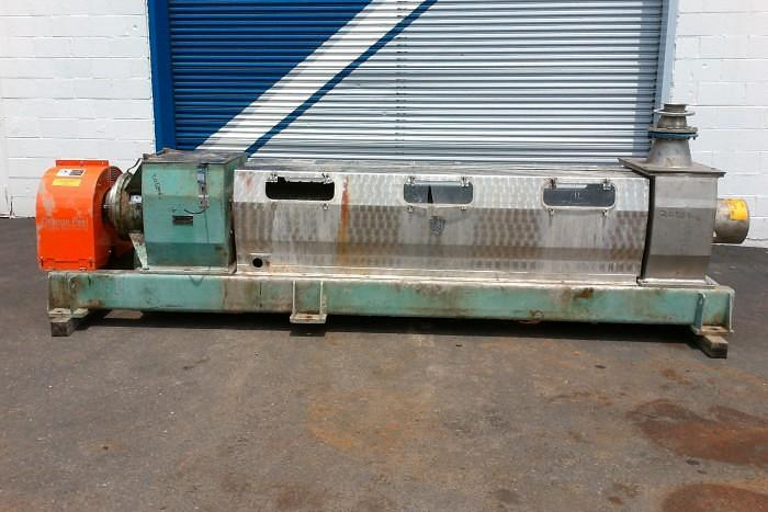 Used THUNE MODEL SP32L  S/S  SCREW PRESS