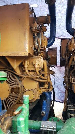 Caterpillar 3508 generator sets.