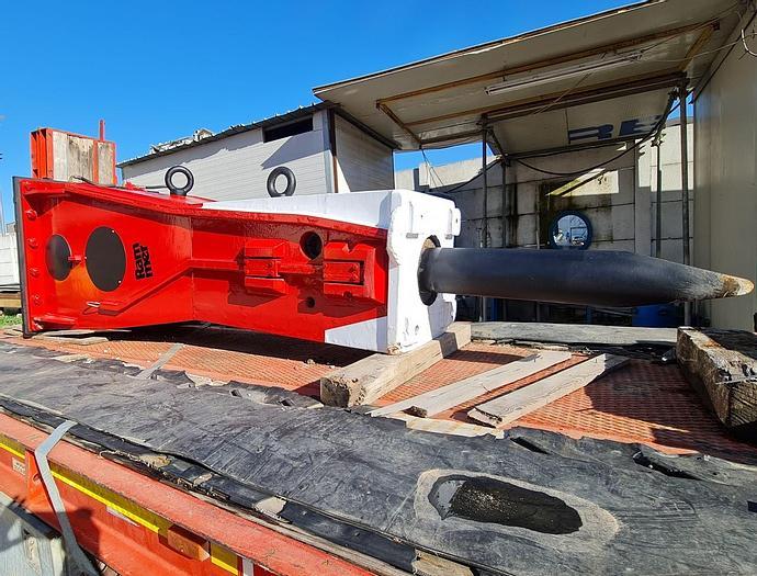 Ristrutturato Martello demolitore per Escavatore, RAMMER G120