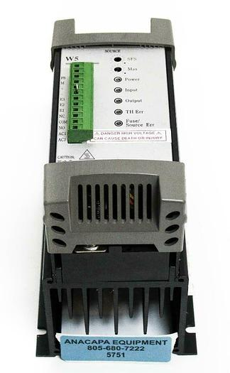 Used Clark Power Systems SCR Power Controller ZS-2-75 W5 Series 200-240Vac 1 Ph (5751