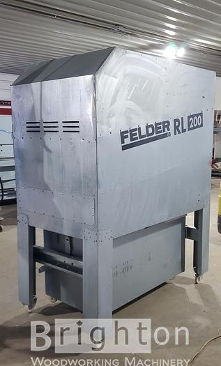 Used 2008 Felder RL 200 Used 7.5HP Dust Collector