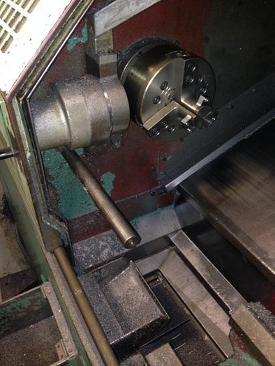 1993 WINTEC SMG TC-15 2 AXIS CNC LATHE