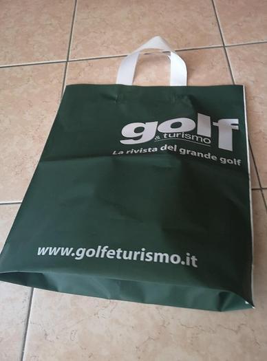 1998 De Benardi 80G -SH for the production of film soft loop handles bags