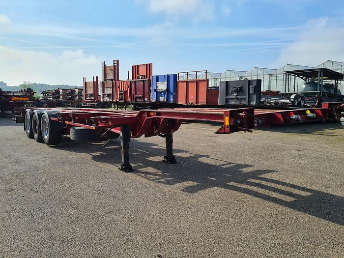 Used Renders Rpcc 12.27 A Highcube Container Chassis 45ft. Multi (MOT: 27-04-2022)