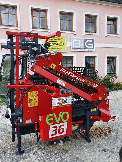 Pilkemaster EVO36 Holzspalter