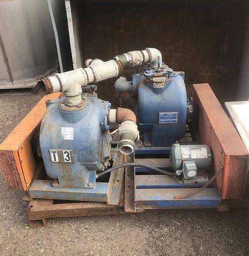 Gorman Rupp T-series model t3a3-b