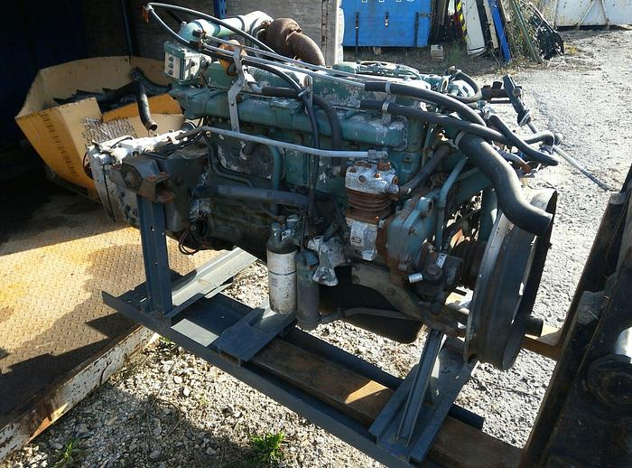 1993 VOLVO TD61 GS 6 cylinder engine and ZF gearbox