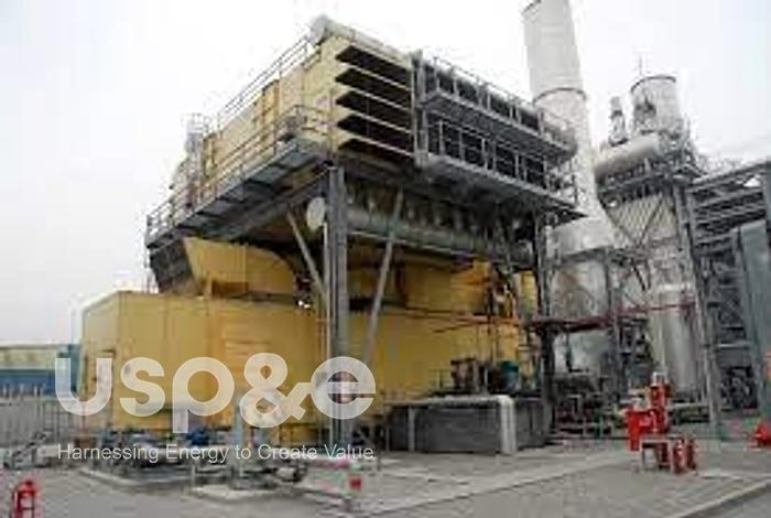 Used 165 MW Used 1998 GE LM6000 PC Natural Gas Power Plant