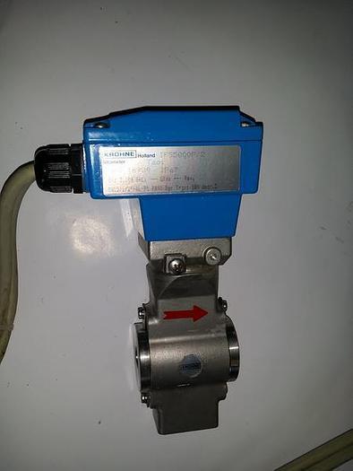Gebraucht Durchflussmesser, magnetisch induktiver Messwertaufnehmer Profiflux IFS5000F/2, Krohne