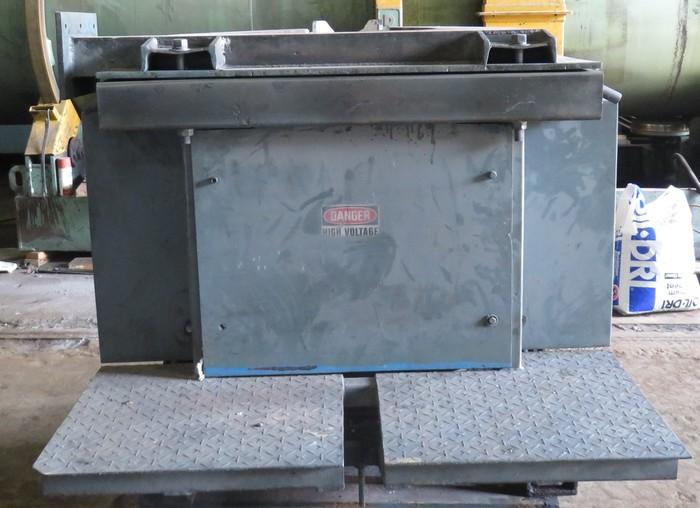 PILLAR MK8 600 LB INDUCTION MELTING FURNACE