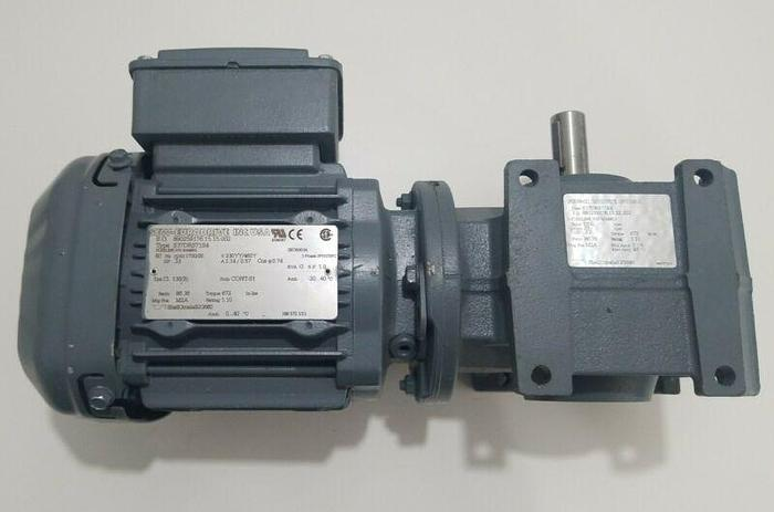 Used *PREOWNED* SEW S37DRS71S4 Eurodrive 1/3HP 86.36 Ratio Gearbox FlexLink 5044953