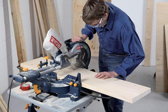 Used Mitre Saw 254mm