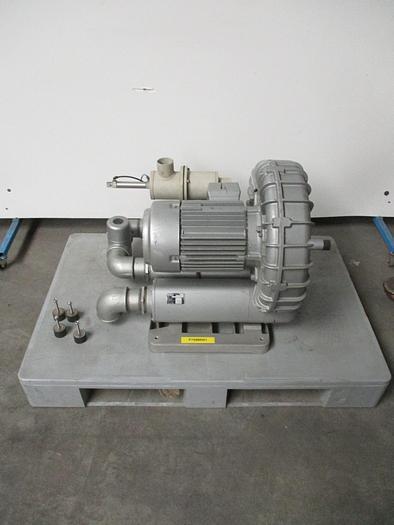 Used 1997 BECKER SV 5.490/1