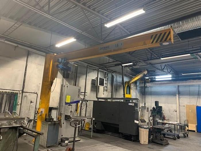 Used D63 Overhead Crane 1,6 Ton