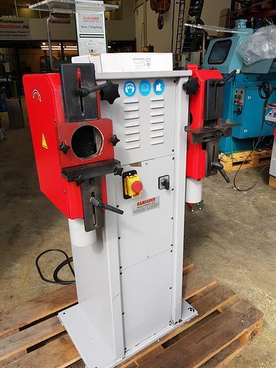 Gebraucht Bomar Dual 250 II Bürstenentgratmaschine