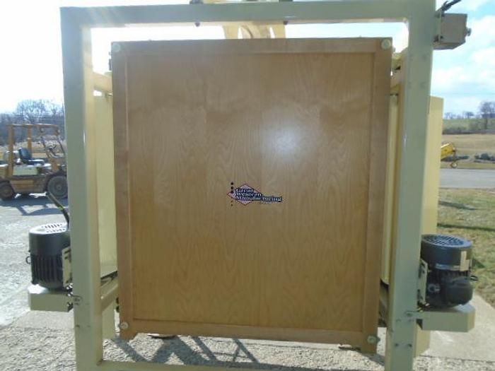 USED GREAT WESTERN 431 SCREEN, TRUE BALANCE BOX TYPE SIFTER