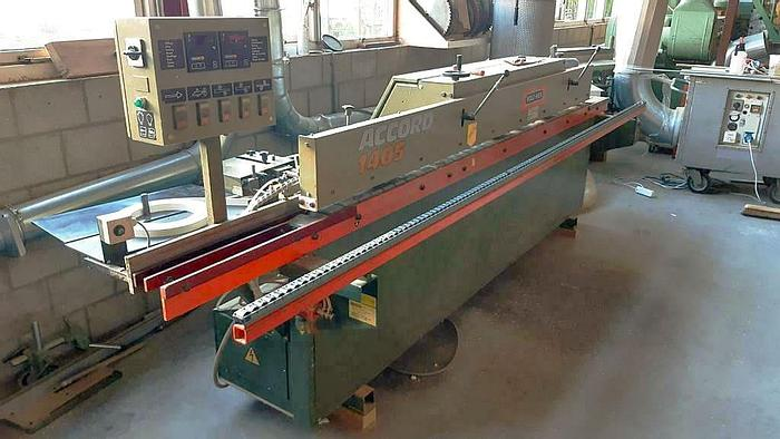 Used Holzher accord 1405