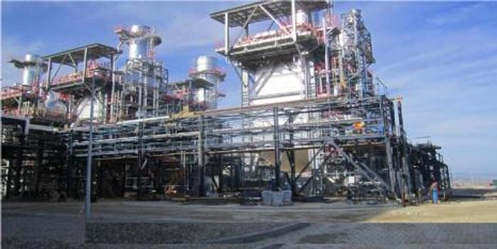 205MW 2012 Siemens SGT 800 Combined Cycle Power Plant