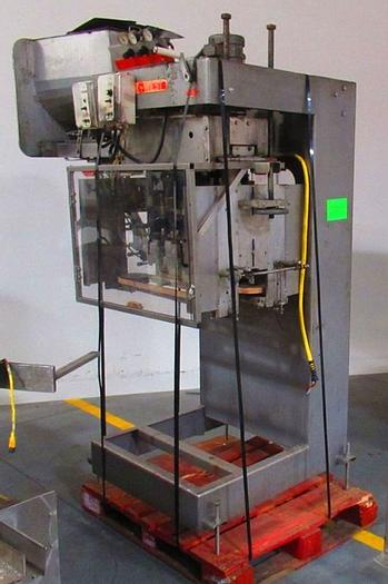 Used Packwest Auto 200 Capper - 8 quill Auto 200