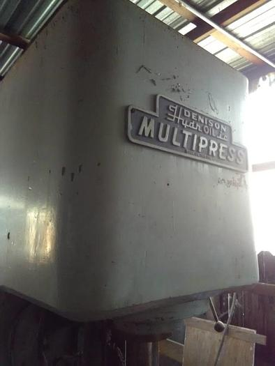 Used Punch Press Multi Press 50 Ton 2 machines