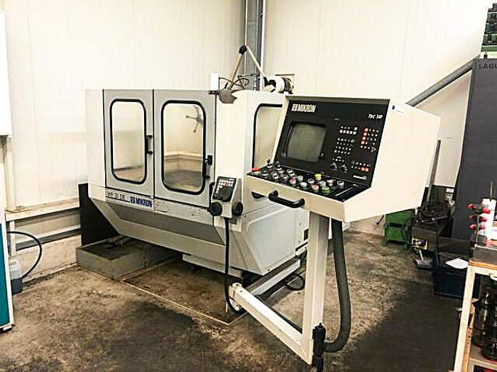 Used MIKRON WF 31 DE  - 1993