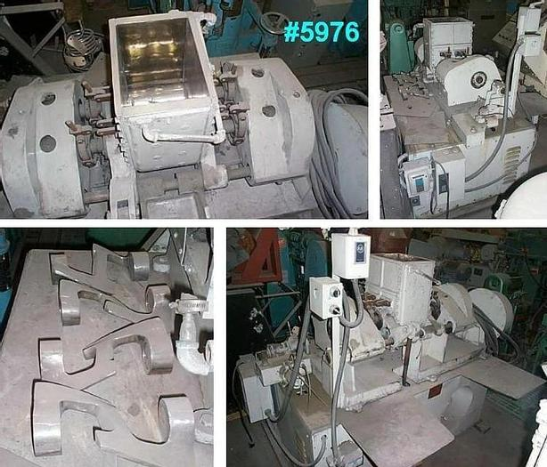 Used 2.5 GALLON J.H. DAY SIGMA BLADE MIXER – S/S – JACKETED