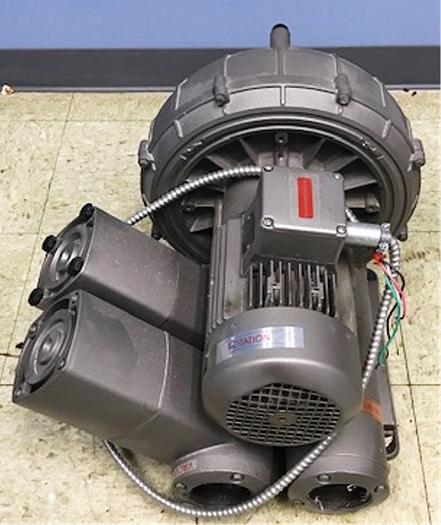Becker 1.7 HP Regenerative Blower