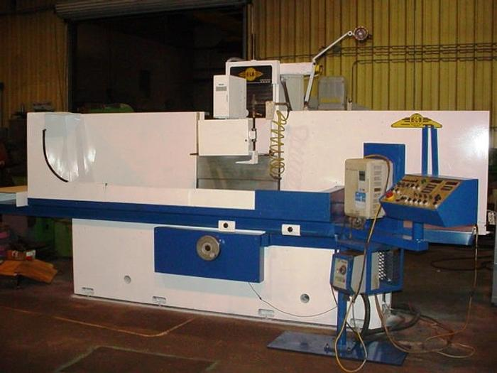 "Used 1991 ELB Horizontal Surface Grinder | 18"" x 48"", EMC,IDF,15HP,Coolant"