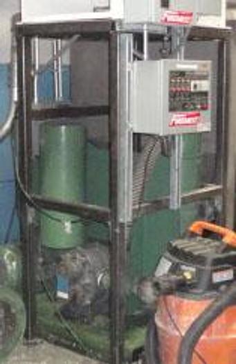 Used 7.5 HP Process Control Vacuum Pump