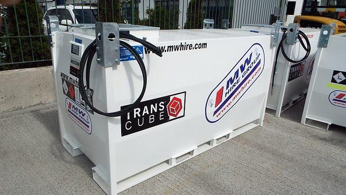 Used TRANSCUBE CONTRACT 2000 Ltr