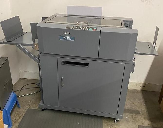 Used Duplo DC-616  Pro, 2015 Not Available Until March