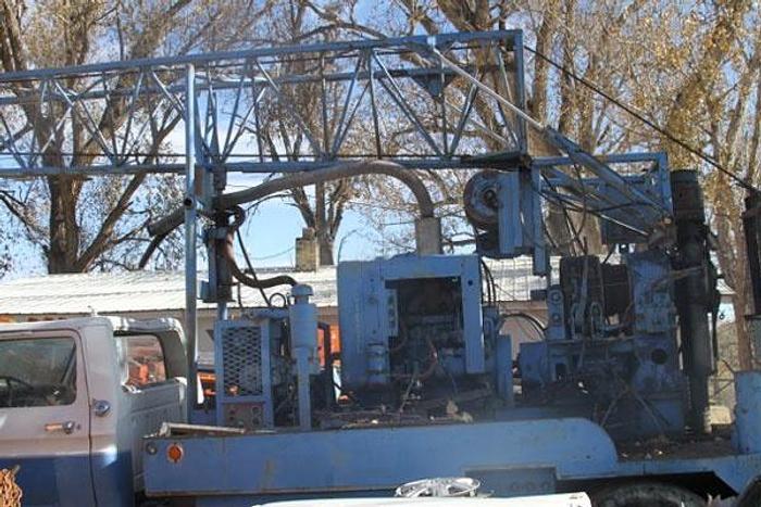 HB11289 Longyear 44 Core Drill