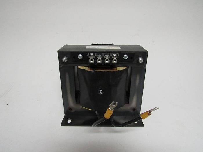 Used SQUARE D 9070T1000D20 Control Transformer 1kVA, 1PH 208-230/460V Pri 115V (3869)