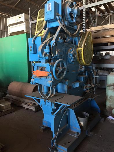 Used Buffalo Ironworker