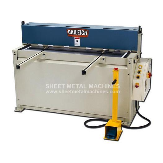BAILEIGH SH-5210 Hydraulic Sheet Metal Shear