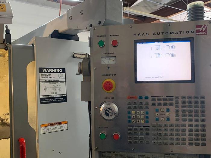 HAAS VF2SS CNC MILL 204