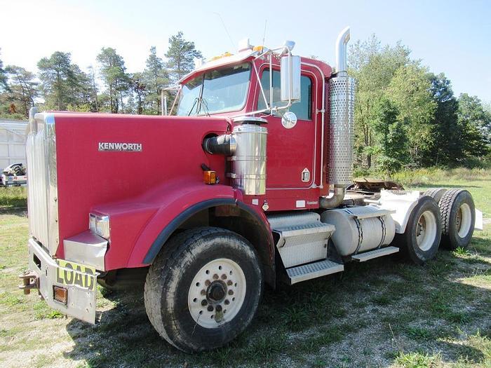Used 1996 KENWORTH T800