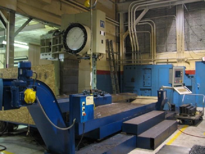 2000 Brute Vertical Machining Center