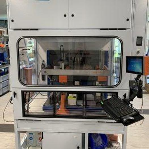 Used MultiMACS X Cell Separator